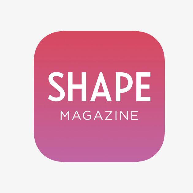 Featured in Shape Magazine