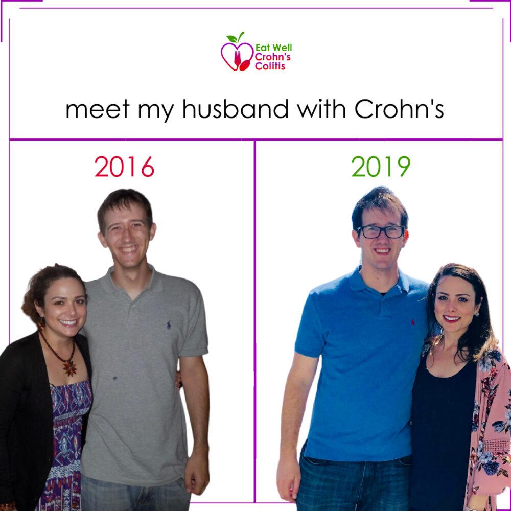My husband has crohn's