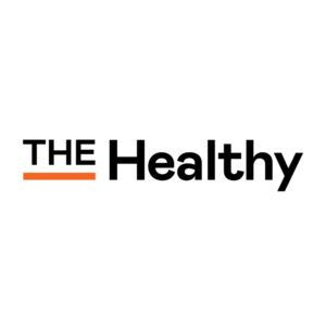 Up close image of The Healthy Logo