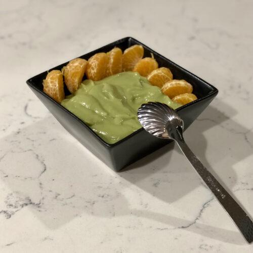 Avocado Pudding Recipe