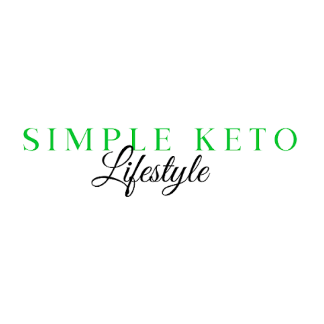 A close up image of Simple Keto Lifestyle's logo